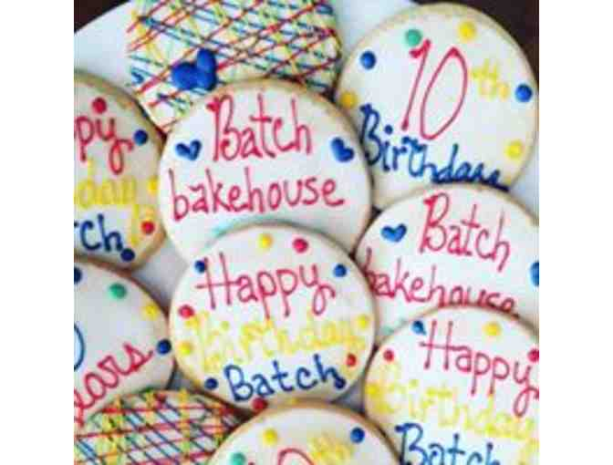 $10 gift card to Batch Bake House - Photo 2