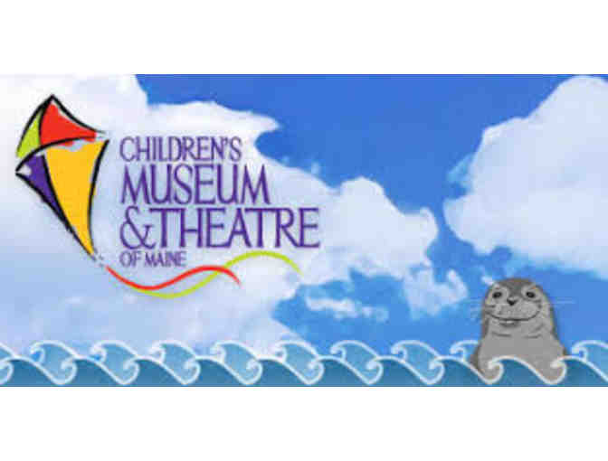 2 Passes to the Children's Museum & Theatre of Maine