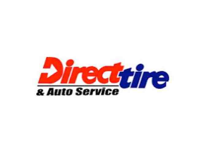 $200 Service value at Direct Tire & Auto Service