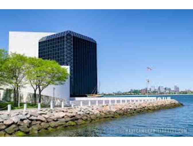 2 Day Passes for the JFK Library and Museum