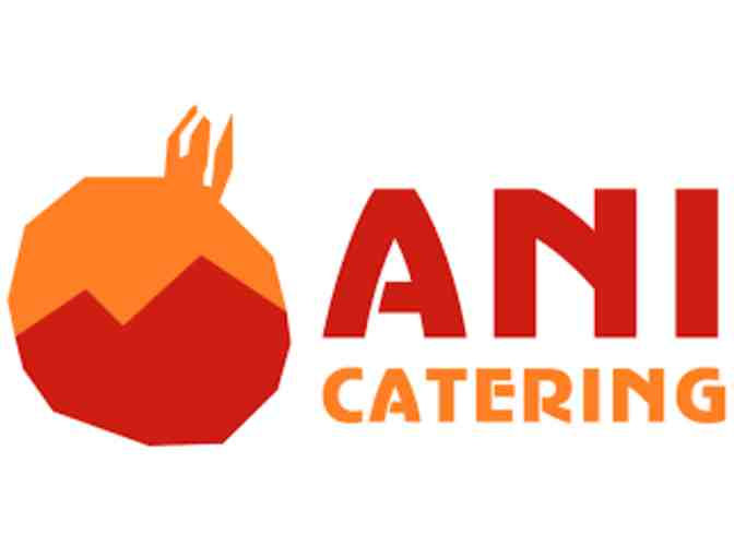 Ani Catering - $25 Gift Card
