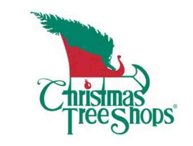 $20 Gift Card to Christmas Tree Shops