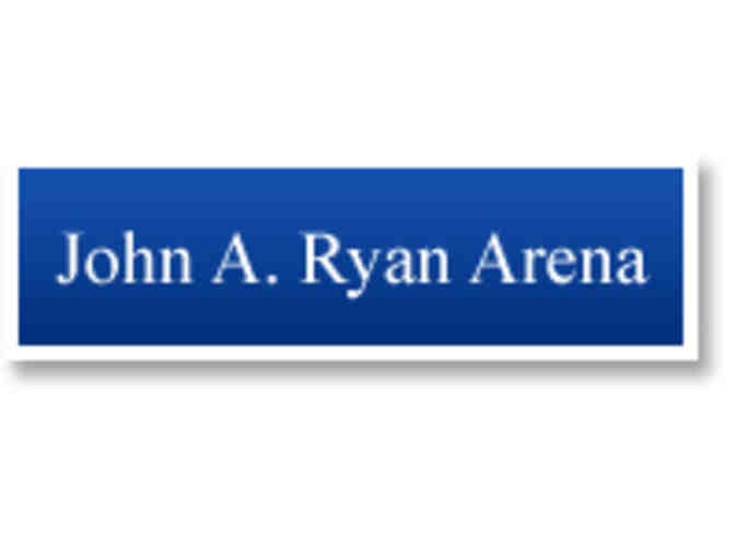 John A. Ryan Skating Arena -One Hour Ice Rental