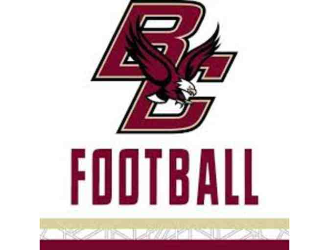 4 tickets to 2018 Boston College football vs Holy Cross