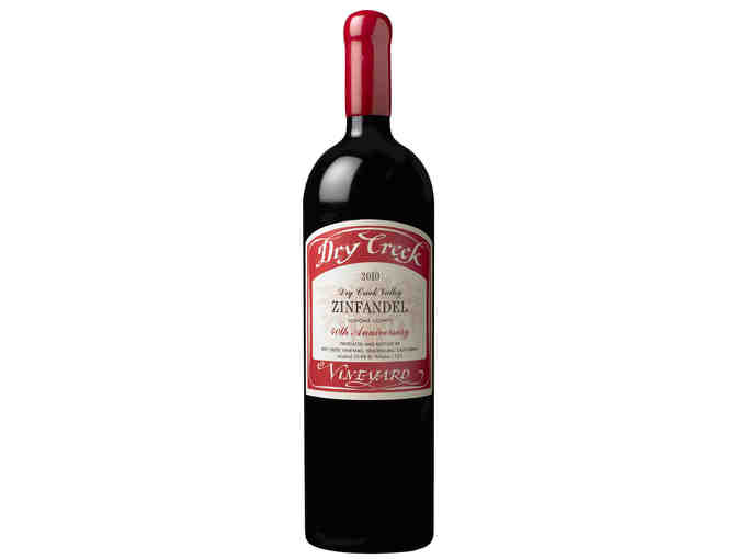 2010 Zinfandel 40th Anniversary - Dry Creek Valley - 1.5 Liters - Photo 1