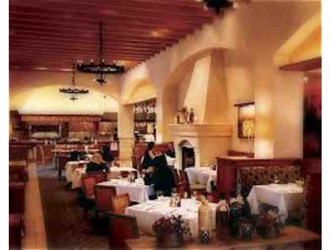 $100 Gift Certificate to Napa Valley Grille