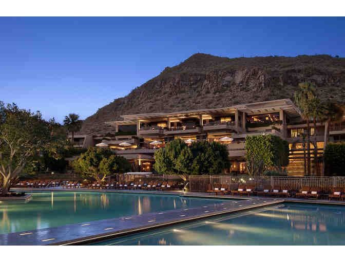 Two Nights at the Phoenician