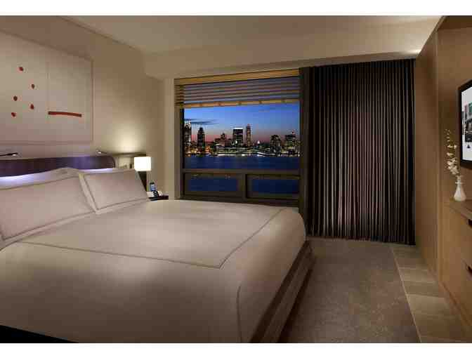 Two Night Stay and Breakfast in a Riverview Suite at the Conrad Hotel in New York City