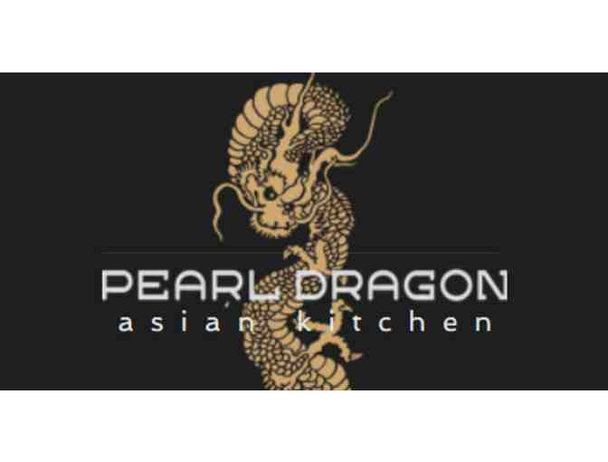 $100 Gift Certificates to Pearl Dragon