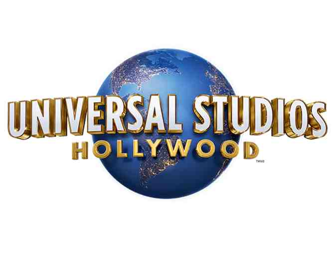 Two Passes to Universal Studios