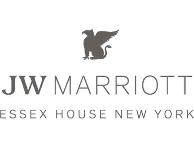 Two Nights at the Essex House on Central Park South