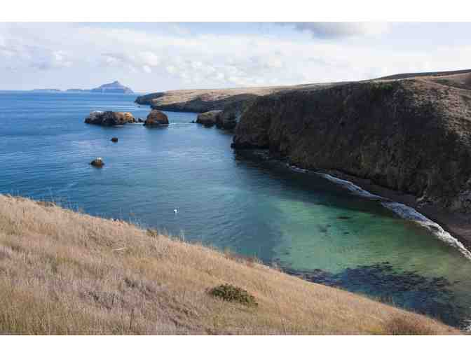 Day Trip for Two to Anacapa Island or Santa Cruz Island