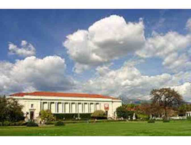 Passes to the Huntington Library