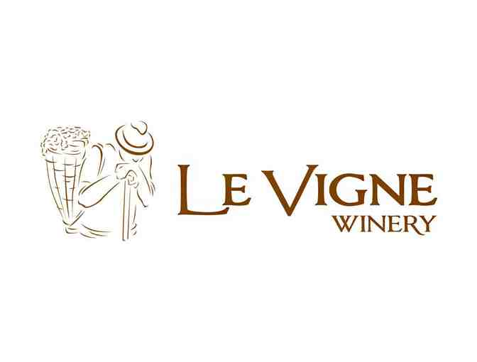 Le Vigne Winery Tour and Gift Basket