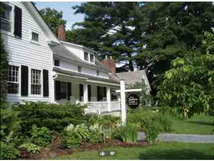$50 Gift Certificate to Mary's Restaurant at the Inn at Baldwin Creek