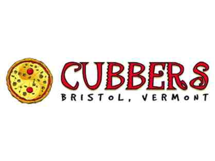 $50 Gift Certificate to Cubbers Pizza