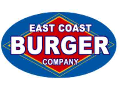 $25 Gift Card to East Coast Burger, NJ