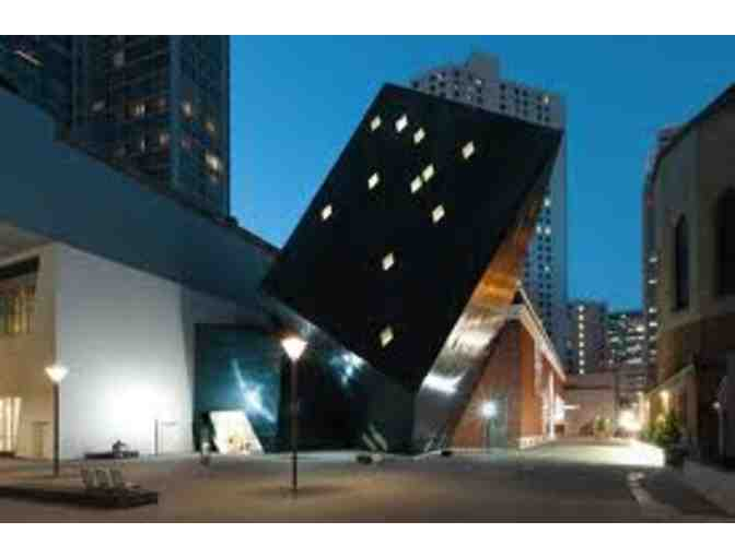 4 Adult Guest Passes to the Contemporary Jewish Museum