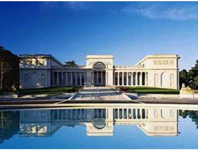 Legion of Honor or de Young Museum - 2 General Admission Guest Passes