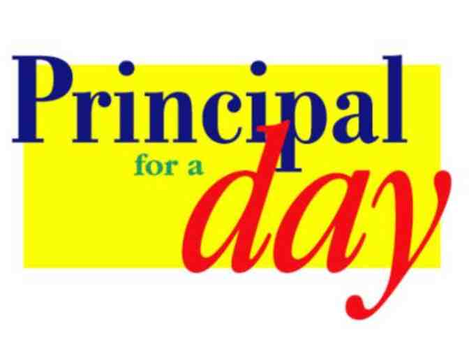 Principal for a Day at West Portal