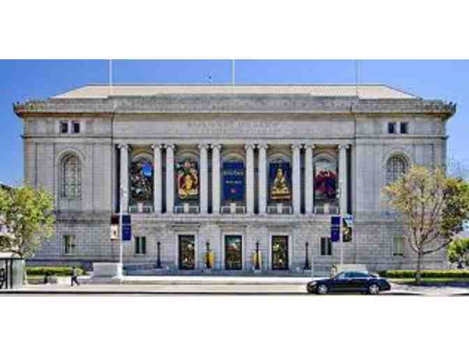 Asian Art Museum - Two Single-Day Admission Passes