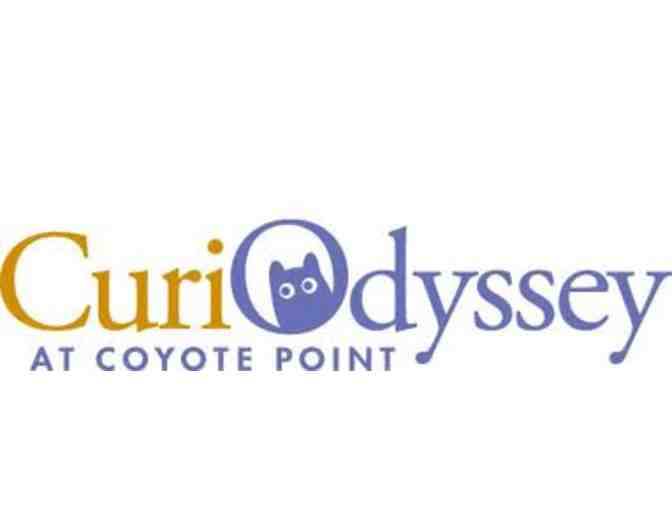 CuriOdyssey at Coyote Point - 3-month Season Pass