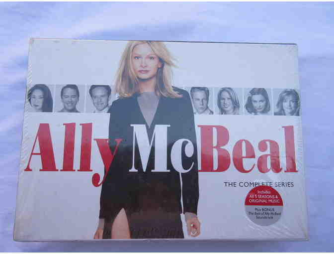 Ally McBeal - The Complete DVD Series