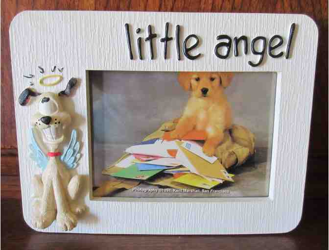 Proud Paw Pet Frame - 'Little Angel'