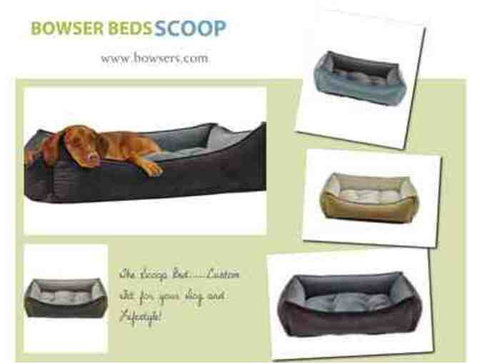 Scoop Dog Bed By Bowser- XLarge