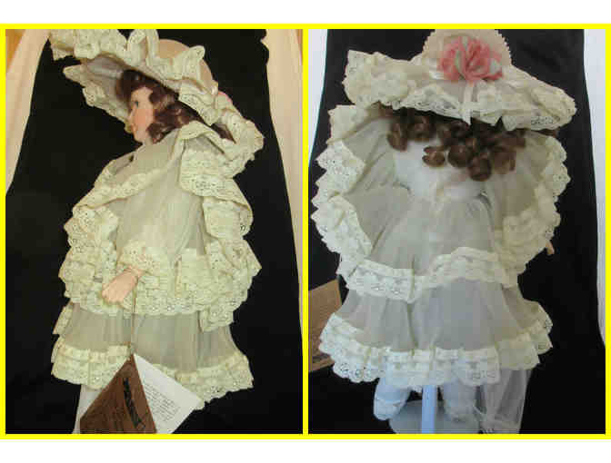 Caroline - Seymour Mann's Connoisseur Doll Collection
