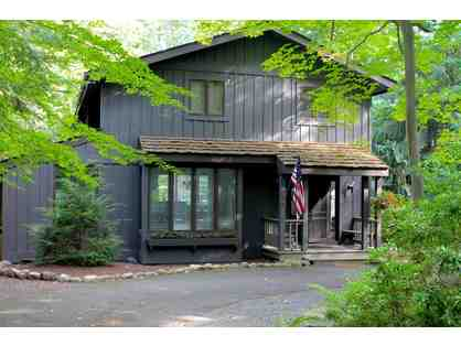 3 NIght Stay at a Lake House on Lake Naomi in the Pocono Mountains in PA - Pet Friendly