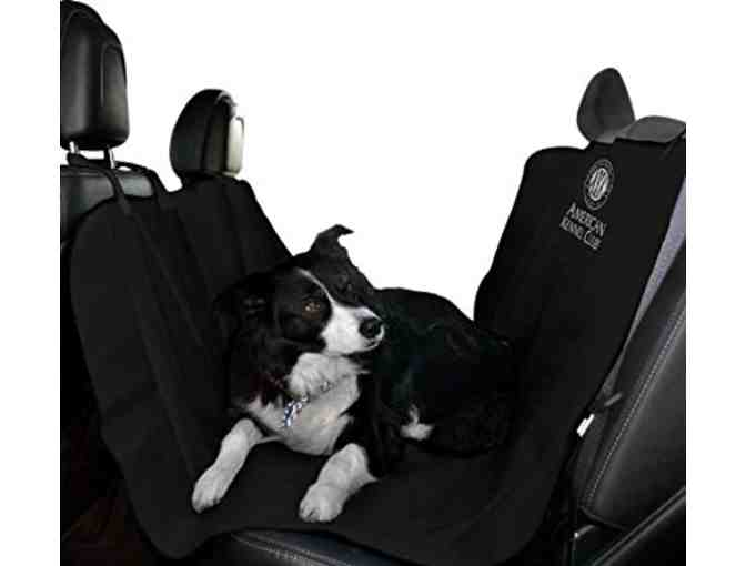 Car Seat Cover and XL Black Car Seat Harness
