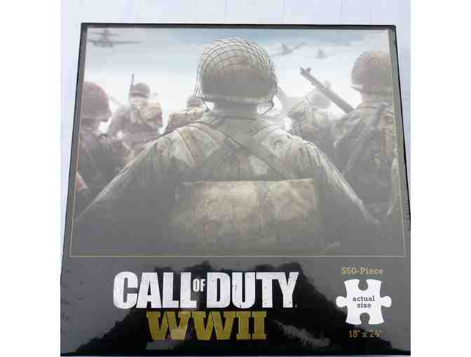 Call of Duty WWII Gift Basket for PS4