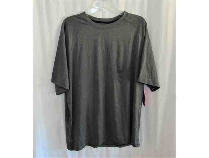 BCG Men's Turbo Mesh Top - Dark Gray  XL - Photo 1