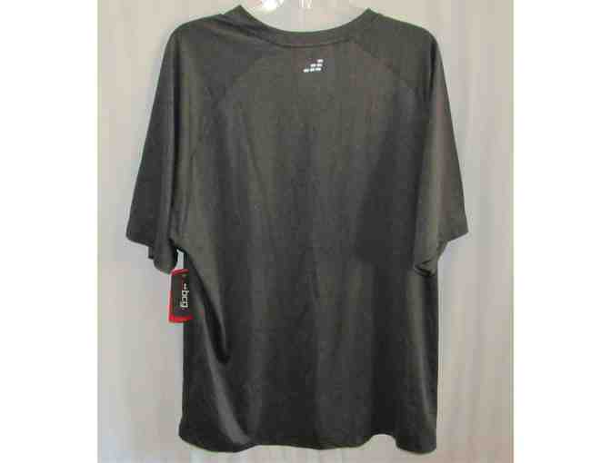BCG Men's Turbo Mesh Top - Dark Gray  XL - Photo 2