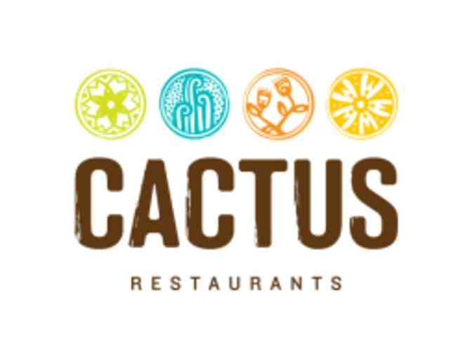 Cactus Restaurants - Dinner for Four - Photo 1
