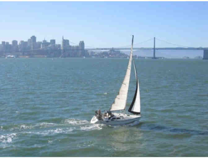 Sailing trip on the SF Bay