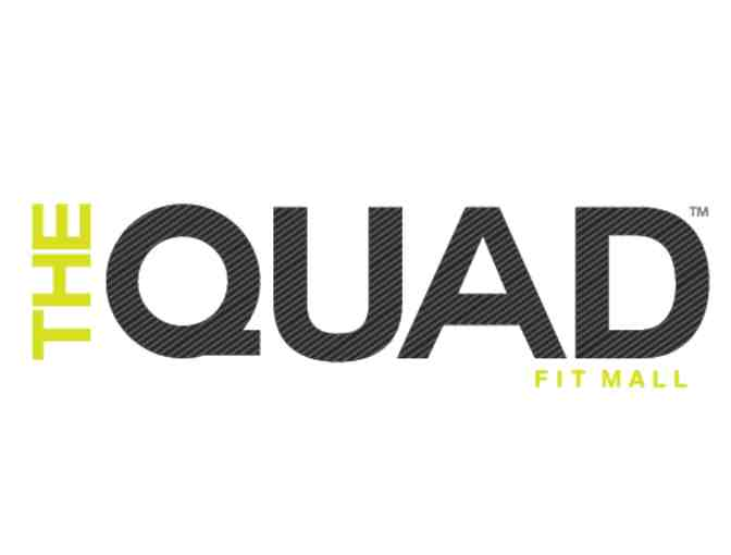 The Quad: 1-month Mixx Unlimited pass