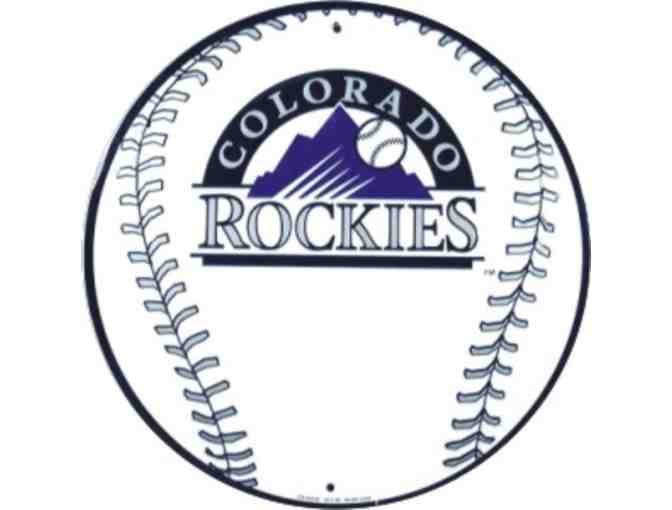 Colorado Rockies Opening Day Tickets - Photo 1