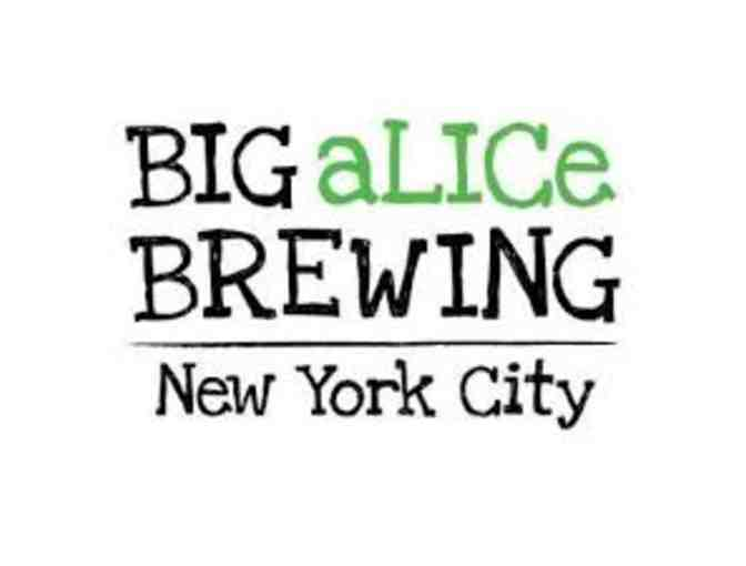 $100 gift certificate to Big Alice Brewing Co. - Long Island City, NY - Photo 1