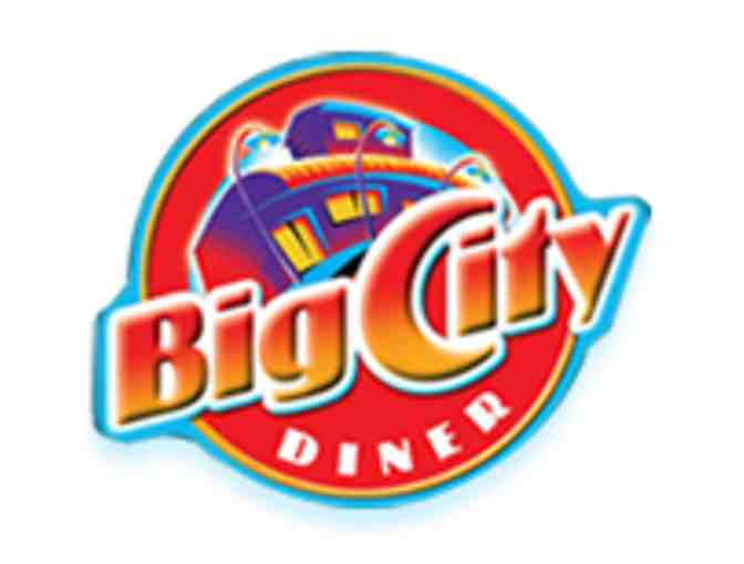 $25 Gift Card Big City Diner - Photo 1