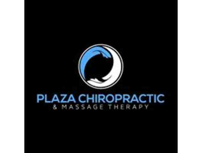 60 Minute Massage Gift Certificate to Plaza Massage Therapy - Danville, CA - Photo 1