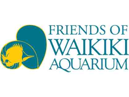 Annual Family Membership at The Waikiki Aquarium