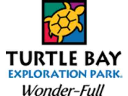 Two Admission Passes at Turtle Bay Exploration Park - Redding, CA