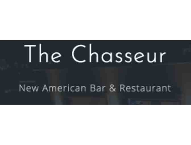 Gift Certificate to the Chasseur