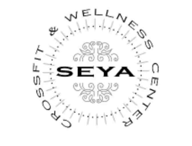 One-month of yoga at SEYA Wellness