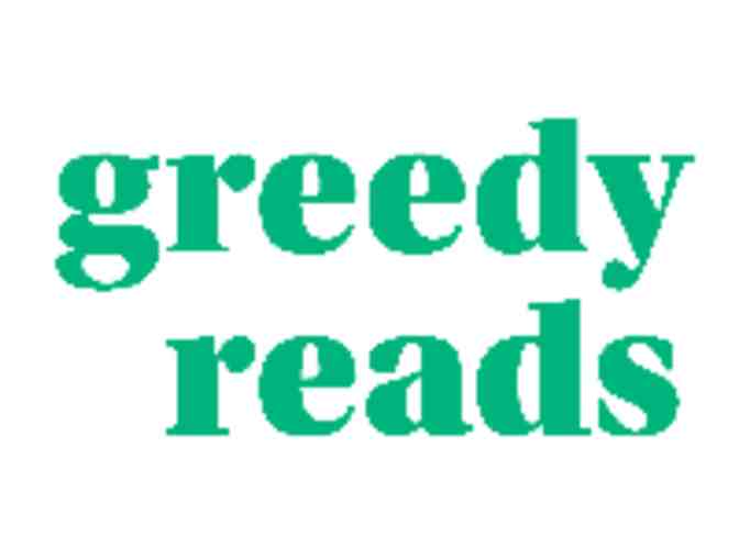 Greedy Reads 2-month Subscription to Crime by the Book!