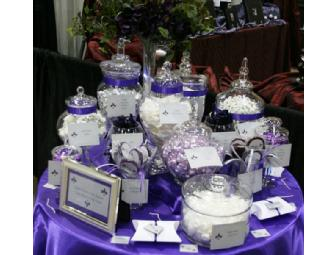 Wedding Reception Candy Buffet