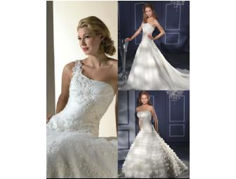 Bridal Gown from Bonny Bridal
