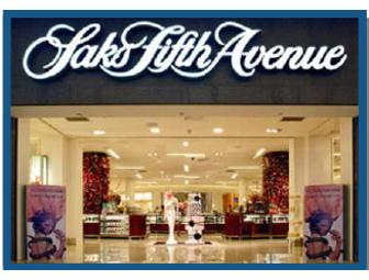 Saks Fifth Ave - Chicago, Mich Ave Shopping